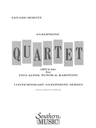 Product Cover for Quartet, Op. 181