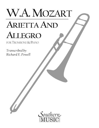 Product Cover for Arietta and Allegro, K109b/8 K3