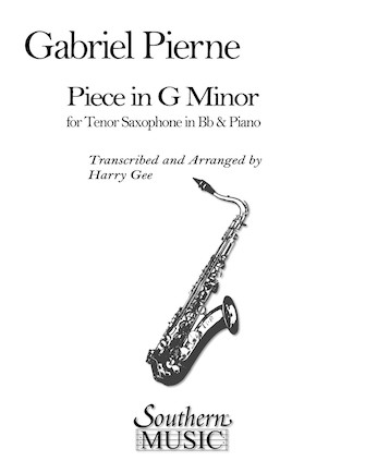 Product Cover for Piece in G Minor