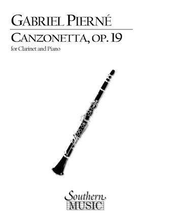 Product Cover for Canzonetta, Op. 19