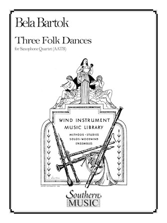 Product Cover for Three Folk Dances