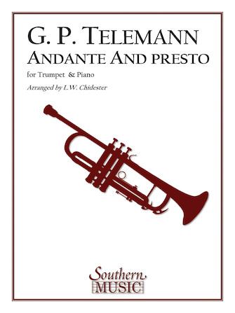 Product Cover for Andante and Presto