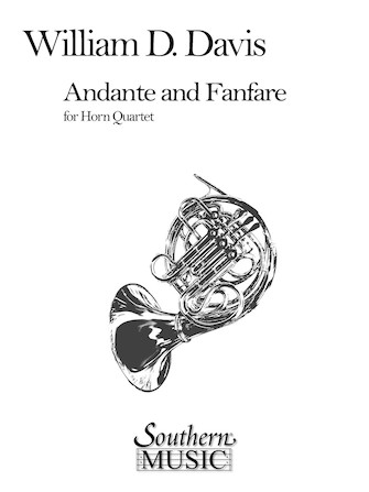 Product Cover for Andante and Fanfare (Archive)