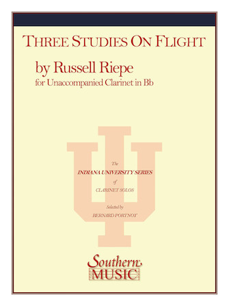 Product Cover for Three Studies on Flight