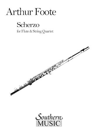 Product Cover for Scherzo for Flute & String Quartet