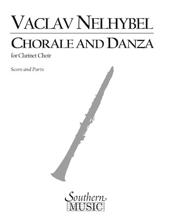 Product Cover for Chorale and Danza