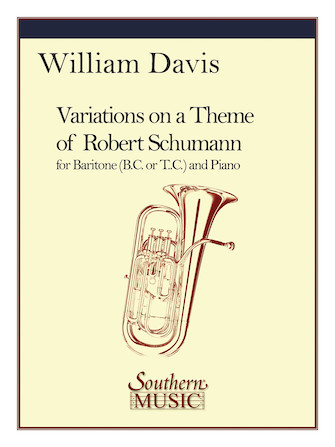 Product Cover for Variations on a Theme of Robert Schumann