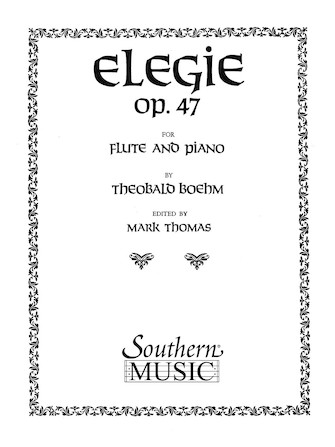 Product Cover for Elegie, Op. 47