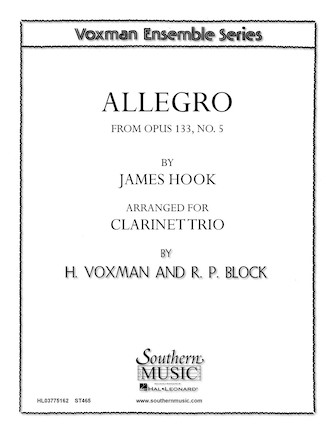 Product Cover for Allegro Op. 133, No. 5