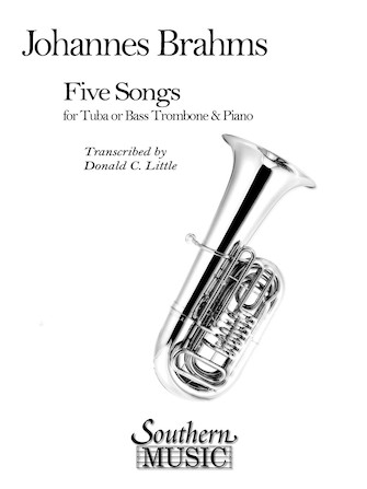 Product Cover for Five Songs