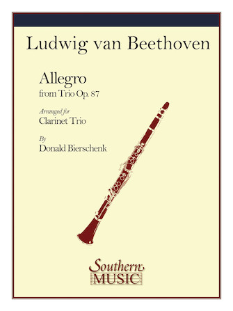 Product Cover for Allegro (from Trio Op. 87)