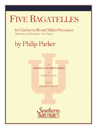 Product Cover for Five Bagatelles