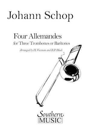 Product Cover for Four Allemandes
