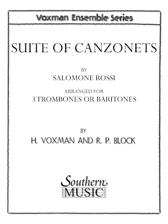 Product Cover for Suite of Canzonets