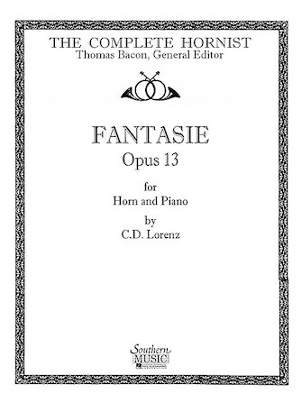 Product Cover for Fantasie (Fantasy Fantaisie), Op. 13