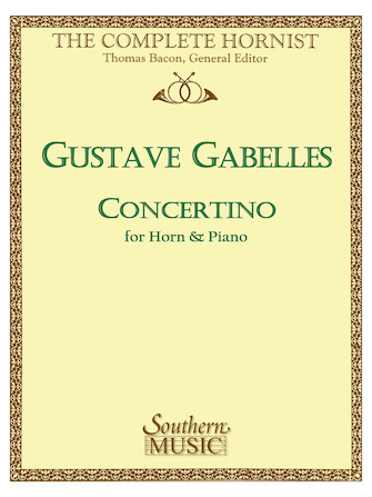 Product Cover for Concertino Op. 91