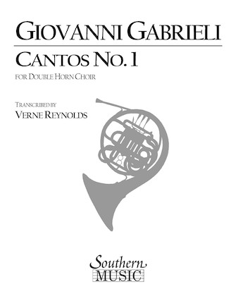 Product Cover for Cantos No. 1 (Archive)