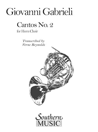 Product Cover for Cantos No. 2 (Archive)