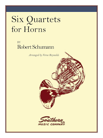 Product Cover for Six Quartets