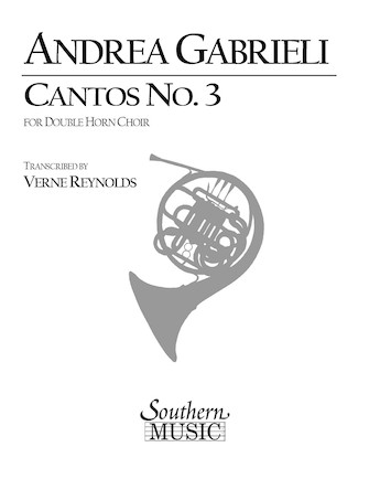 Product Cover for Cantos No. 3 (Archive)