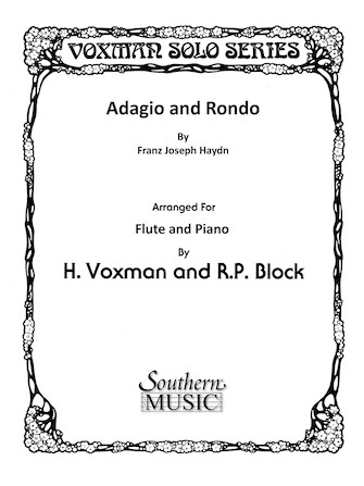 Product Cover for Adagio and Rondo