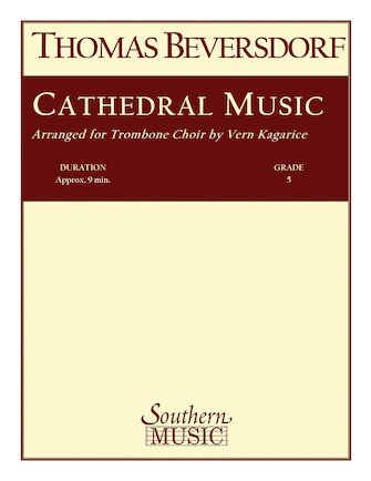 Product Cover for Cathedral Music