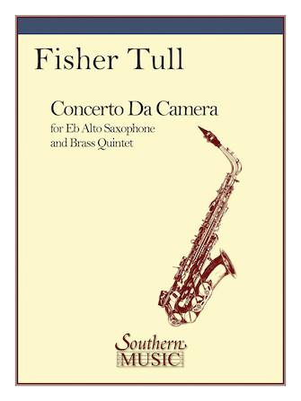 Product Cover for Concerto Da Camera (Brass Quintet with Alto Sax)