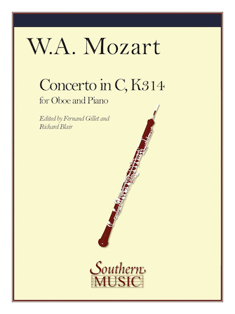 Product Cover for Concerto in C, K314