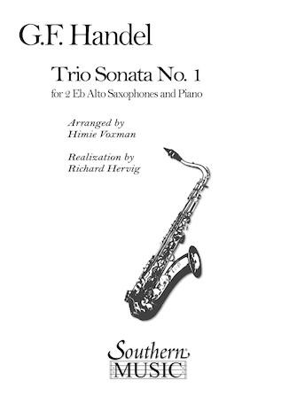 Product Cover for Trio Sonata No. 1