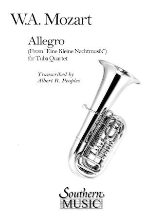 Product Cover for Allegro (from Eine Kleine Nachtmusik)