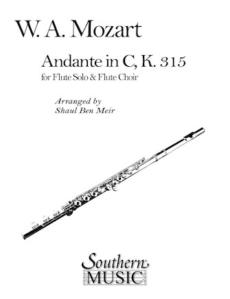 Product Cover for Andante in C