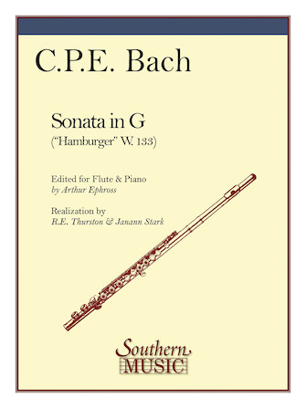 Product Cover for Sonata in G (Hamburg)