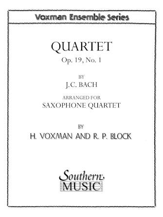 Product Cover for Quartet, Op. 19 No. 1