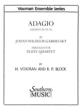 Product Cover for Adagio (Archive)
