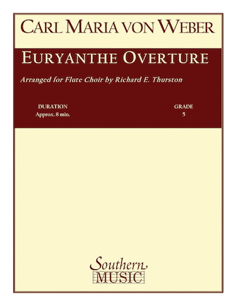 Product Cover for Euryanthe Overture