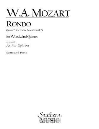 Product Cover for Rondo (from Eine Kleine Nachtmusik)
