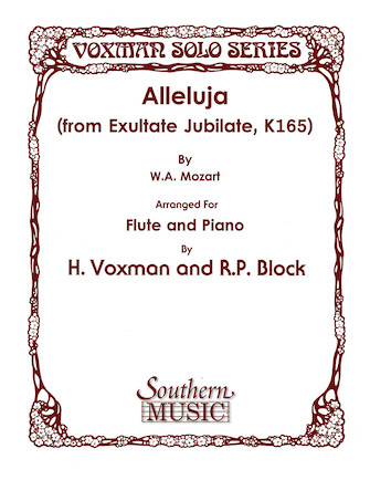 Product Cover for Alleluja (from Exultate Jubilate, K165)