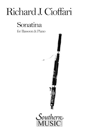 Product Cover for Sonatina for Bassoon and Piano