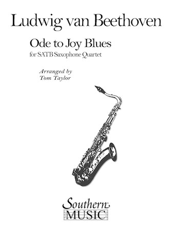Product Cover for Ode to Joy Blues