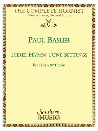 Product Cover for Three Hymn Tune Settings