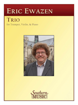 Product Cover for Trio (1992) for Trumpet, Violin and Piano