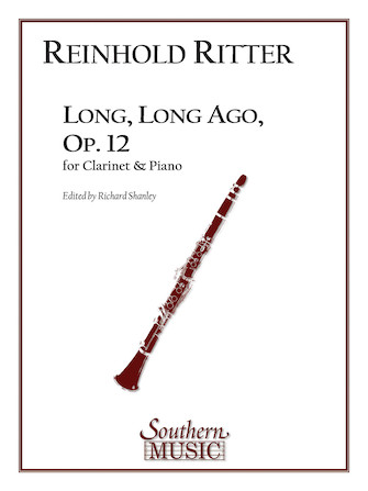 Product Cover for Long, Long Ago, Op. 12