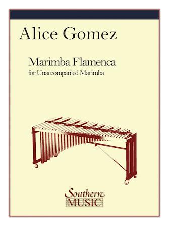 Product Cover for Marimba Flamenca