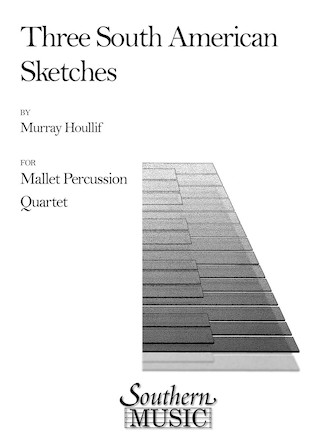 Product Cover for Three South American Sketches