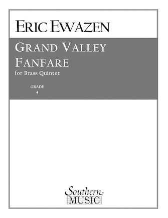 Product Cover for Grand Valley Fanfare