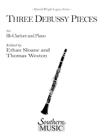 Product Cover for Three Debussy Pieces