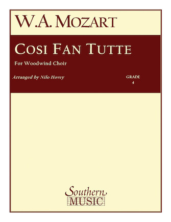 Product Cover for Cosi Fan Tutte