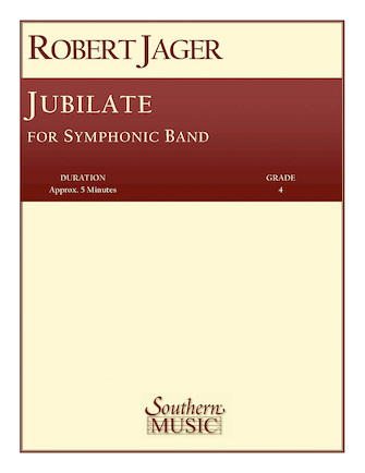 Product Cover for Jubilate