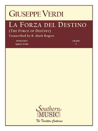 Product Cover for La Forza del Destino