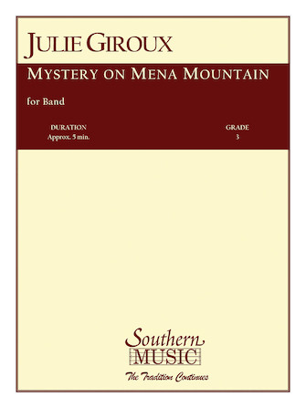 Product Cover for Mystery on Mena Mountain